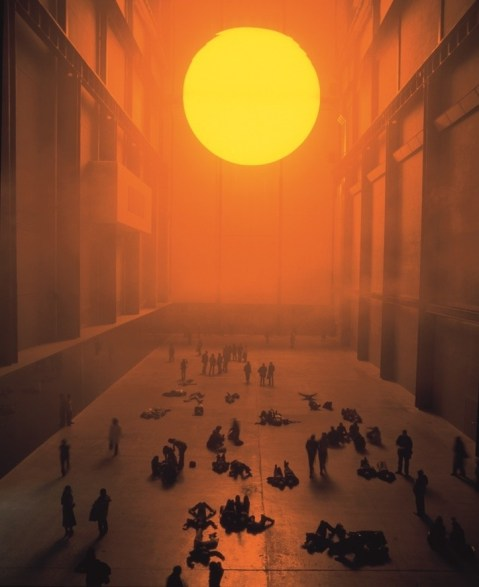 Olafur Eliasson, insight, coaching, art, power