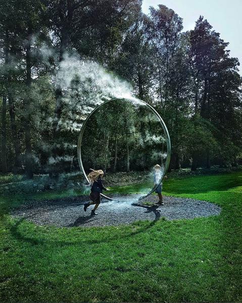 Olafur Eliasson, weather, insight, art