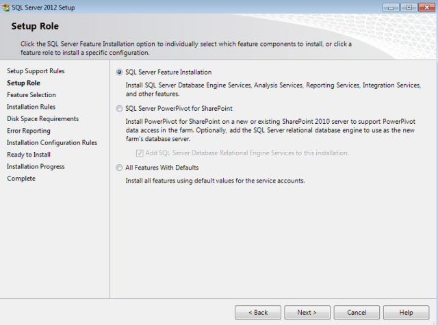 4 step by step install sql server analysis services 2012