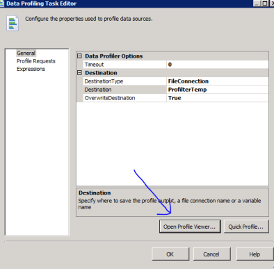 7 SSIS Data Profiling Task Data Cleaning Candidate Key