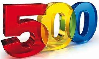 500 blog posts paras doshi