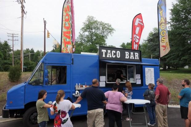 Taco Bar truck