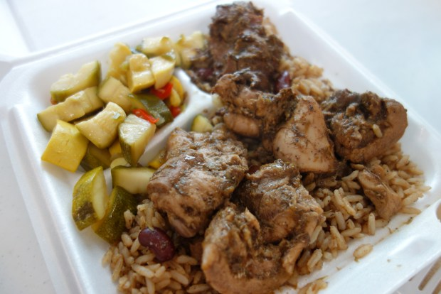 Spicy Jerk Chicken from Anegada Delights