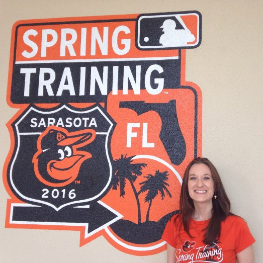 Visiting Spring Training