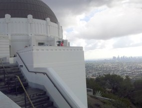 Griffith Observatory LA CA