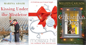 Holiday Ebook Covers