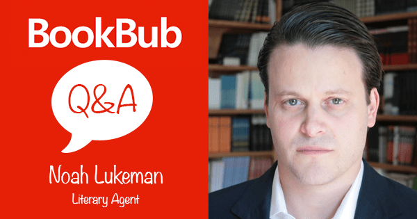 Noah Lukeman BookBub Interview
