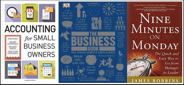 BookBub Business Books