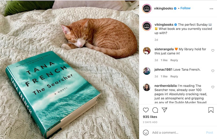 Animal Publisher Bookstagram
