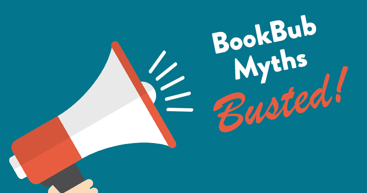 BookBub Myths Busted