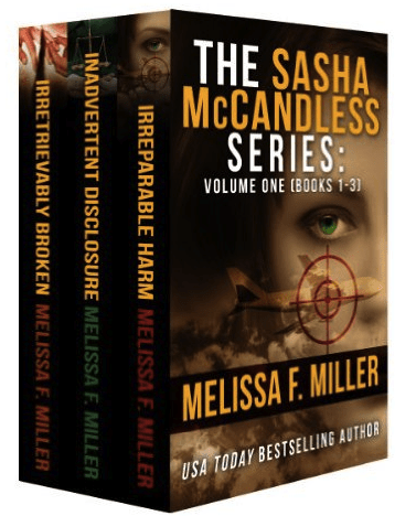 The Sasha McCandles Series Box Set