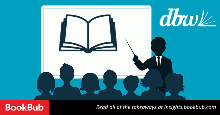 Top 8 Book Marketing Takeaways from DBW 2016