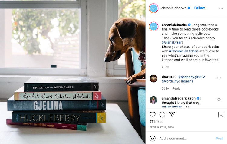Fan Bookstagram Publisher