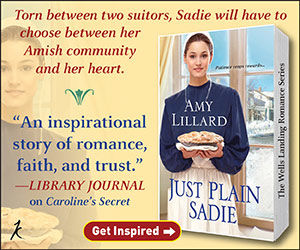 Ad for Just Plain Sadie