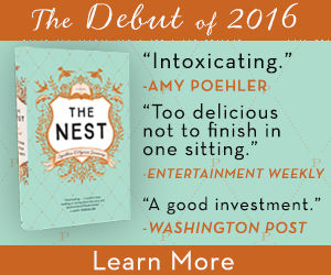 Ad for The Nest
