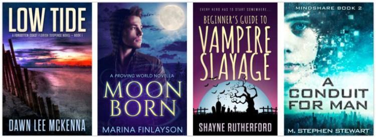 custom ebook cover designs dark moon graphics