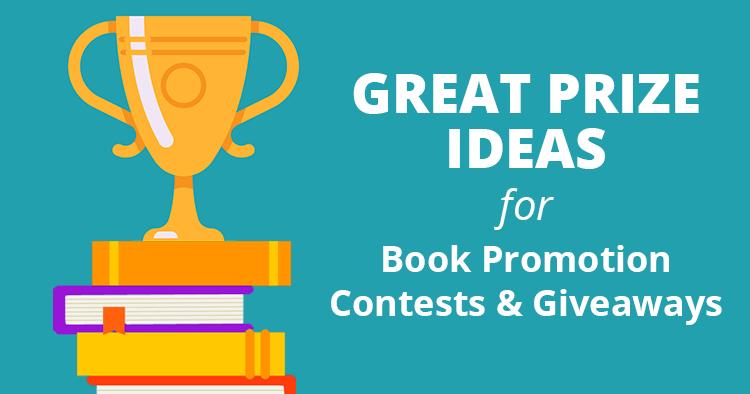 Book Contest Prize Ideas