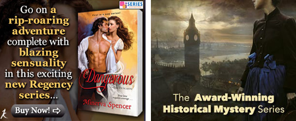 category interest minerva spencer historical mystery bookbub ads target readers