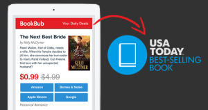 Supplementing a BookBub Featured Deal to Hit a Bestseller List