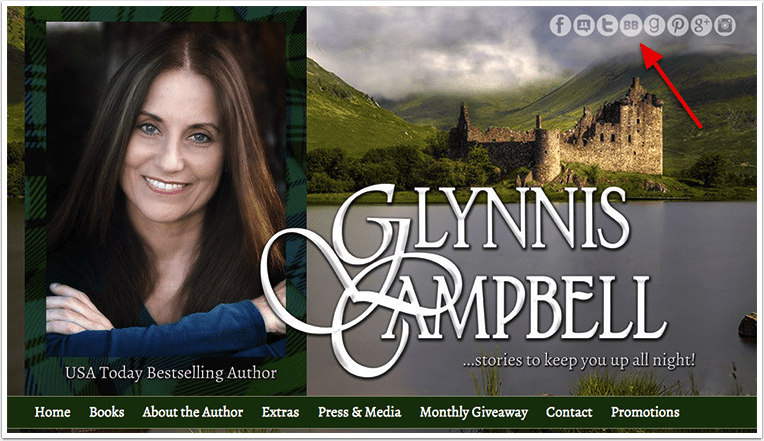 Glynnis Campbell's Website