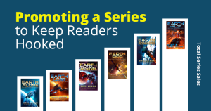 Promoting a Series to Keep Readers Hooked