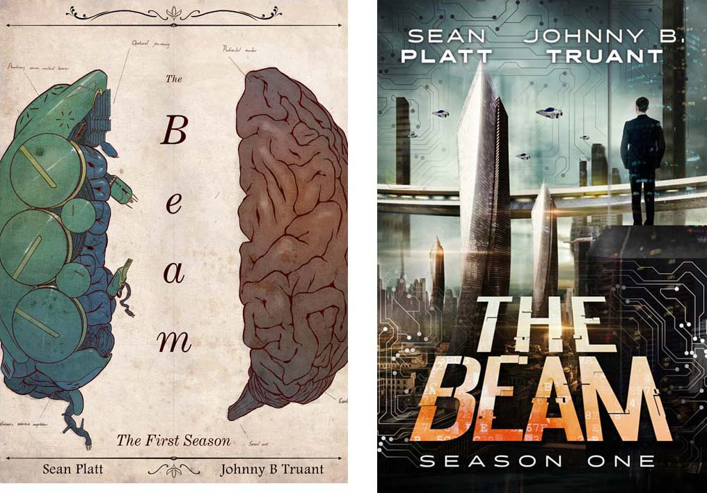 The Beam - Book Cover Redesign