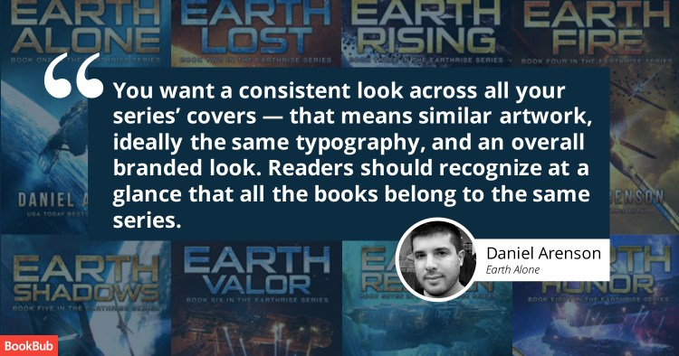 Daniel Arenson's Book Marketing Tip