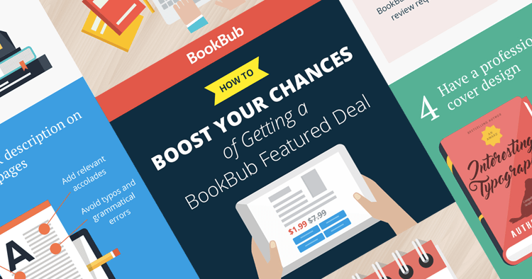 How to Boost Your Chances of Getting a BookBub Featured Deal