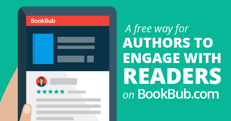 BookBub Recommendations: A Free Way for Authors to Engage with Readers on BookBub.com