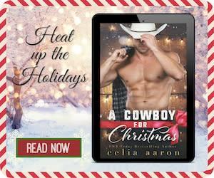 BookBub Ad: A Cowboy for Christmas