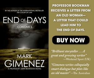 BookBub Ad: End of Days