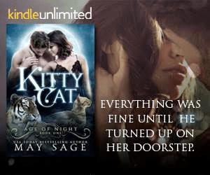 BookBub Ad: Kitty Cat