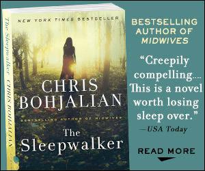 BookBub Ad: The Sleepwalker