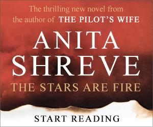 BookBub Ad: The Stars are Fire