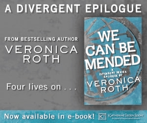 BookBub Ad: We Can Be Mended