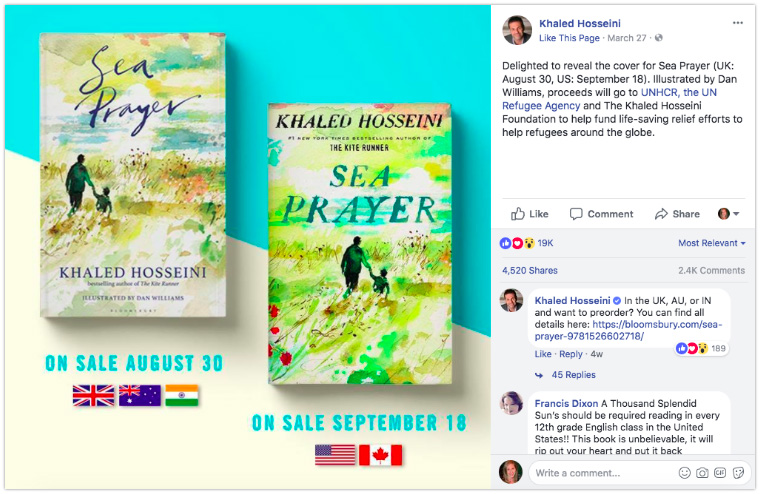 Khaled Hosseini - Provide regional information