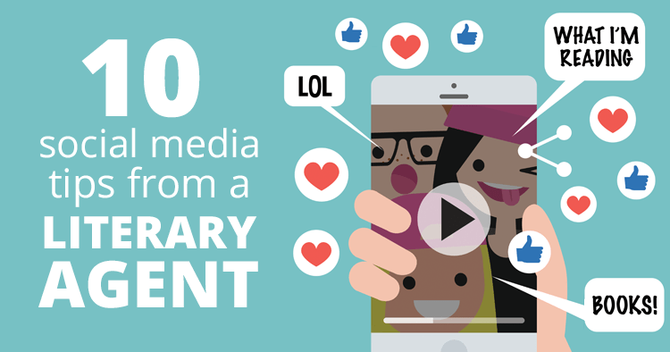 10 Tips for Authors on Using Social Media from a Literary Agent