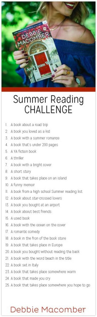 Summer reading challenge pinterest