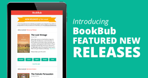 Introducing BookBub Featured New Releases