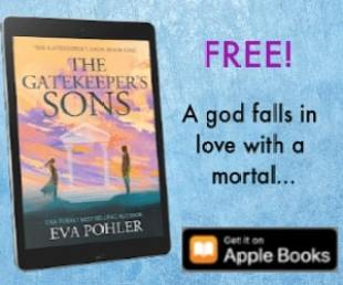 BookBub Ad example for The Gatekeepers Sons