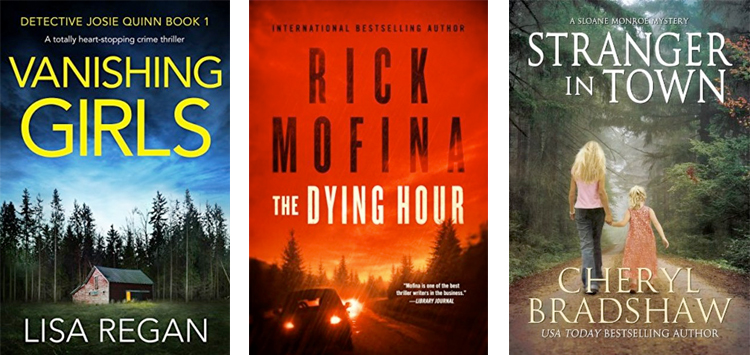 Crime Fiction Trends - Missing Persons