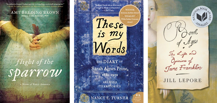 Historical Fiction Trends - Early America