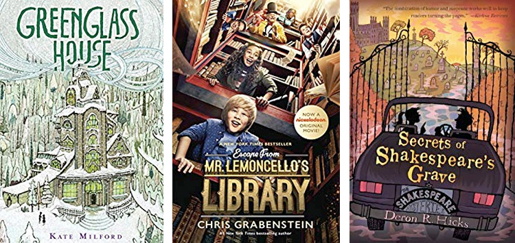 Middle Grade Trends - Mystery