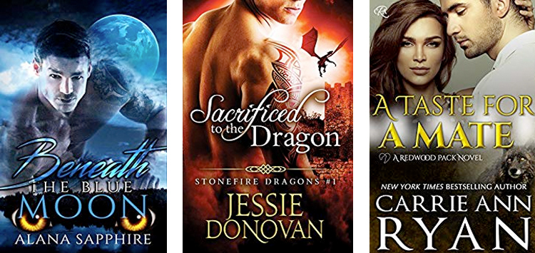 Paranormal Romance Trends - Fated Mates