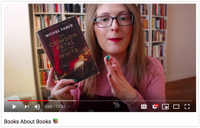 Video Book Recommendation