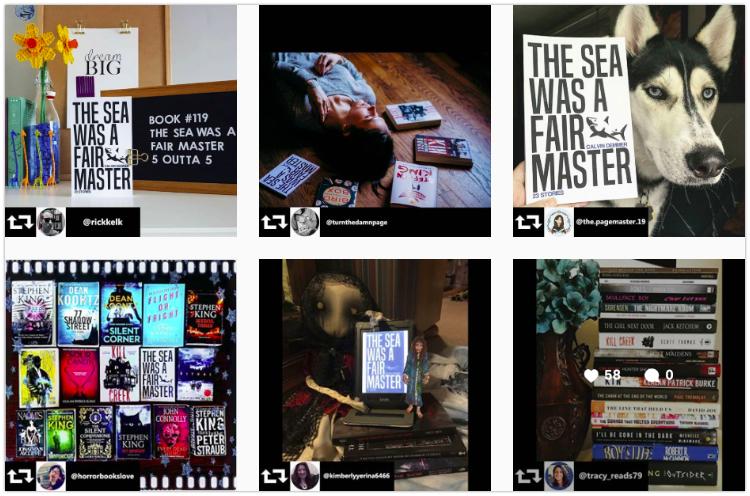 calvin demmer author bookstagram