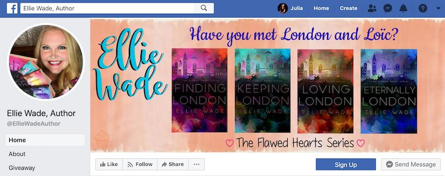 Ellie Wade Facebook Page
