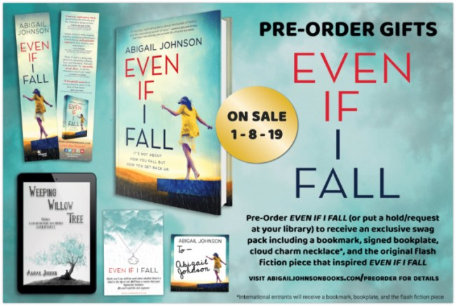 book preorder incentives