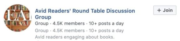 Ways Authors Use Facebook Book Group