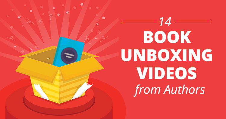 Book Unboxing Videos Feature Image